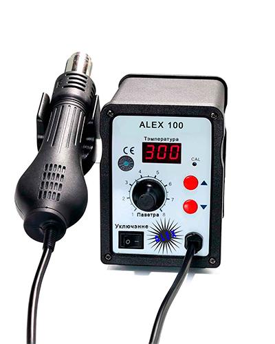 Паяльная станция ALEX-100