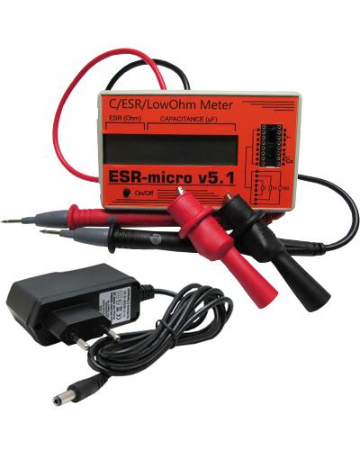 ESR-micro v5.1.1 (+ питанием от сети)